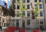 Hôtel La Madeleine - La Clique Hotel-2
