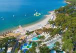 Camping avec Parc aquatique / toboggans Croatie - Ježevac Premium Camping Resort by Valamar-4