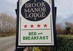 Location vacances  Irlande - Brook Manor Lodge-4