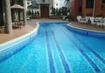 Hôtel Libreville - Hotel Hibiscus Louis-3