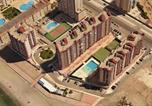 Hôtel La Manga - Apartamentos Las Palmeras-1