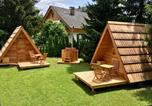 Location vacances  Slovénie - Glamping houses J-Max-1