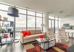 Location vacances Toronto - Unbelievable 50 Floor View. 3 Bedrooms Penthouse-1