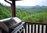 Location vacances Cherokee - Deep Creek Mountain Lodge-1