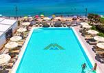 Hôtel 4 étoiles Bastia - Hotel Montecristo-1