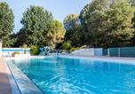Camping avec Ambiance club Languedoc-Roussillon - Camping Domaine de Gaujac - Camping Paradis-1