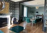 Hôtel Vouneuil-sur-Vienne - La maison de Martha-4