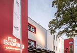 Hôtel Bischofsgrün - Apart-Hotel Firstboarding Bayreuth-1