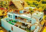Location vacances Puerto Escondido - Casa Alegría-3