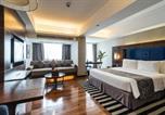 Hôtel Khlong Toei - Legacy Suites Hotel Sukhumvit-3