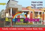 Location vacances Ooty - Rainbow palace-4