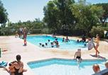 Camping avec Piscine Antibes - Camping Le Plateau des Chasses-2