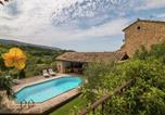 Location vacances Oppède - Magnificent Holiday Home with Swimming Pool in Oppede-1
