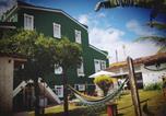 Hôtel Itacaré - Casarão Verde Hostel-4