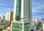 Hôtel Phnom Penh - Green Palace Hotel-4
