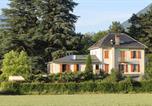 Hôtel Doussard - Les Tilleuls-1
