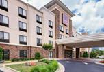 Hôtel Little Rock - Comfort Suites Little Rock-1