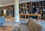 Hôtel 4 étoiles Chamouille - Mercure Chantilly Resort & Conventions-3