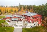 Hôtel Smedjebacken - Villa Gladtjärn-1