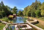 Camping Hautes-Alpes - Camping Saint James Les Pins-1