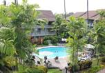 Hôtel Hawai - Kona Islander Inn Hotel-2
