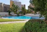 Location vacances Benidorm - Appartement vue sur mer Avenue de l'Europe-1