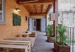 Location vacances Carcassonne - Mélina - appartement dans les remparts de la Bastide avec parking et terrasse-3