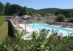 Camping avec Piscine Saint-Martin-d'Ardèche - Camping Les Amarines - Camping Paradis-1