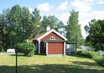 Location vacances Norrköping - Four-Bedroom Holiday home in Åtvidaberg-2