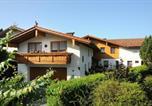 Location vacances Bodenmais - Ferienwohnung Hochzell Haus Vogelnest-2