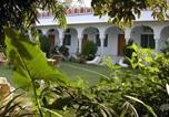 Hôtel Pushkar - Hotel Sun Set Cafe-2