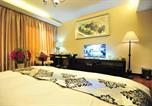 Location vacances Beijing - Haoshijia Boutique Apartment Hotel Beijing Shimao Tianjie-3