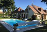 Hôtel Saint-Fargeau-Ponthierry - Les Prémices De La Forêt-1