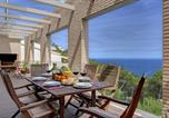Location vacances Begur - Tamariu Villa Sleeps 8 Pool Wifi-4