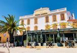 Hôtel Bord de mer de Carry le Rouet - Villa Arena Hotel