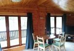 Villages vacances Swindon - Wooden Forest Lodge by the sea-3