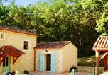 Location vacances  Lot - House with 3 bedrooms in Grezels with private pool and furnished garden-4