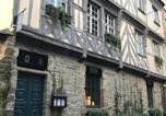 Hôtel Saint-Grégoire - Marnie et Mister H-1