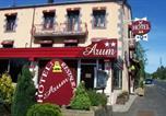 Hôtel Orcines - Arum-1