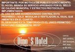 Hôtel Villa Gesell - Dino´s Hotel-4