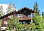 Location vacances Arosa - Chalet Waldesruh 2 Zimmerwohnung-4