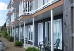 Hôtel L'Isle-aux-Coudres - Restaurant motel de la plage-4