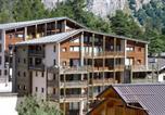 Villages vacances Le Monêtier-les-Bains - Vacancéole - Résidence Les Chalets et Balcons De La Vanoise-1