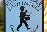 Hôtel Bourbourg - B&B au petit tambour d'Autingues-2