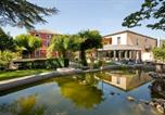 Hôtel 4 étoiles Orange - Villa Augusta-1