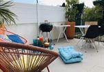 Location vacances Empuriabrava - Vil la platja i centro cuitat a 100 metros Bbq parking privat-4