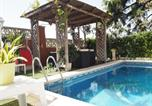 Location vacances Pineda de Mar - Ref. 214. Casa Rembrandt-2