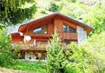 Location vacances Champagny-en-Vanoise - Panoramic Chalet in Champagny-en-Vanoise near Paradiski Ski Area-1