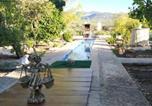 Location vacances Hornos - Cortijo Rural El Manantial-1