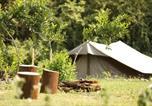 Camping  Acceptant les animaux Inde - Nainital River Camp-1